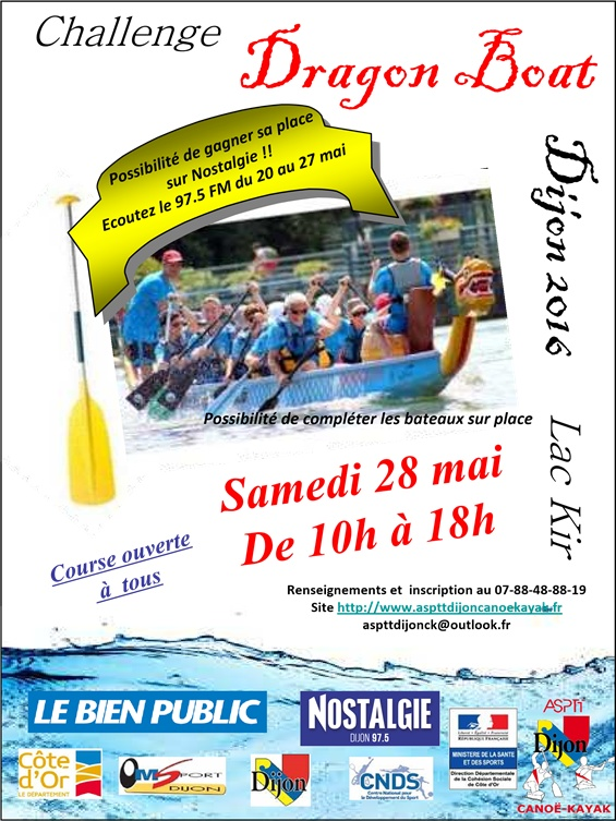 Flyer Dragon Boat 2016